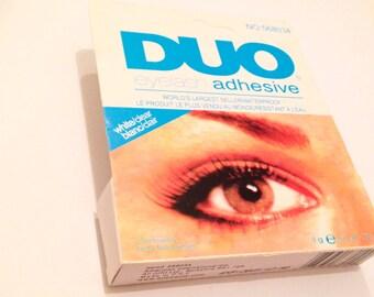 DUO LASH ADHESIVE (White / Waterproof)