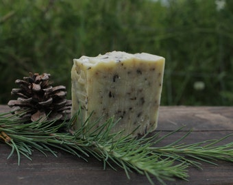 Rosemary & Shea butter SOAP
