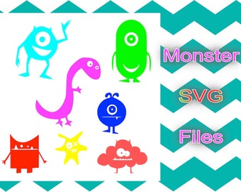 Monster Svg File!
