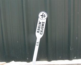ULL Ragin' Cajuns Paddle - Aluminum