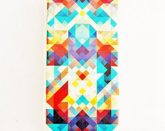 iPhone 5 Case Cover Tribal Pattern iPhone 5s Hard Case Back Cover Cute iPhone 5 Design Case Slim Lightweight