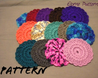 CROCHET PATTERN Coaster Cold Coaster Pattern PDF download only
