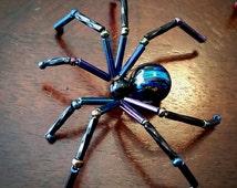 Glass Beaded Spider