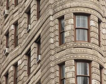 Photography of New York City, Flatiron Building, print, high quality
