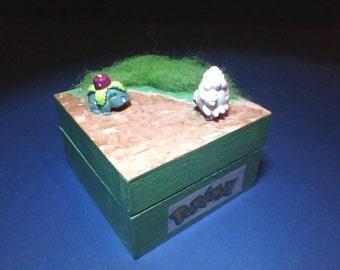 Pokemon box Ivysaur vs Blissey