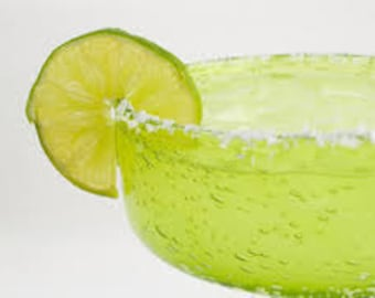 Lime Margarita Pure Soy Candle