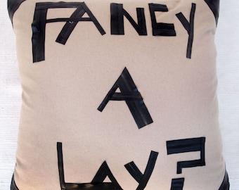 Fancy A Lay Oversized Floor Pillow