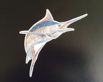 Sailfish Decal