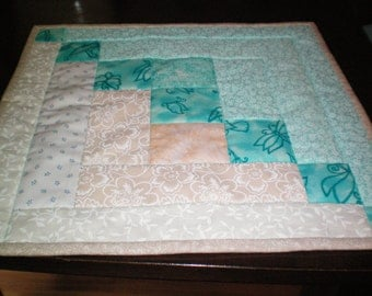 Sea and Sand table mat