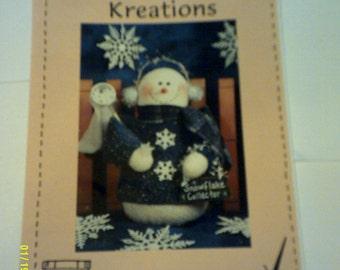 Kathy's Kalico Kreations Snowflake Collector