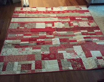 Sophisticated, contemporary quilt