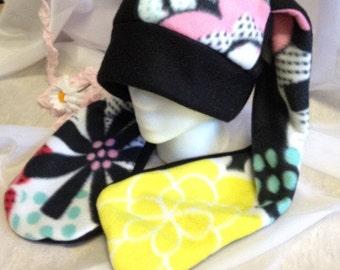 Fun Bunny Fleece Hat