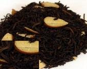 Almond Black Tea -Premium Loose Leaf Black Tea