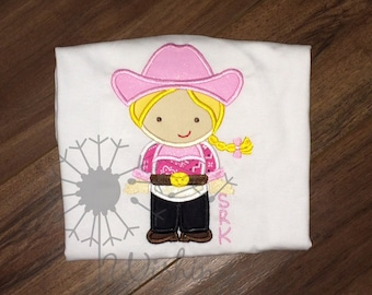 Cowgirl Shirt