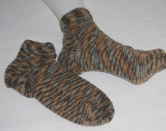 Socks knitting socks Gr. 38/39 - - Sneakersocken - socks