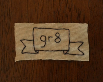 Gr8 Patch