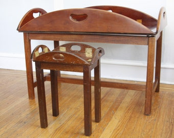 Miniature Butler's Tray Table