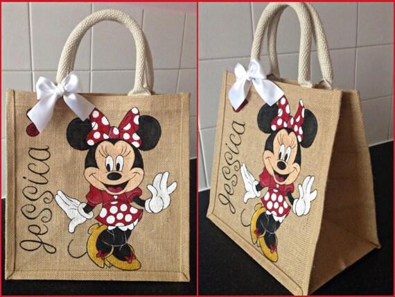 Disney Jute bag and canvas bags