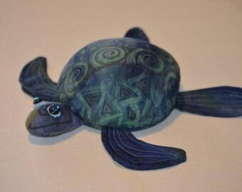 Sea Turtle Pincushion
