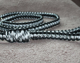DrumDog Paracord slip lead 3-4ft available in over 50 colours