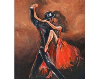 Dance Collection - Passion Flamenco 10 x 12