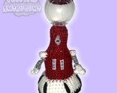 Tom Servo from Mystery Science Theater 3000 (MST3K)