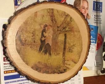 Customized Wooden Photos