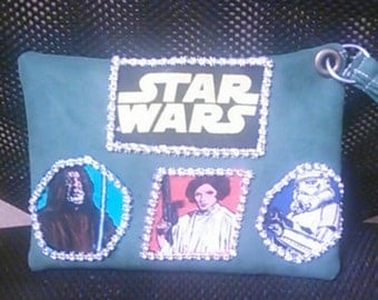 Star Wars Characters Purse!
