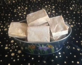 Rootbeer soap