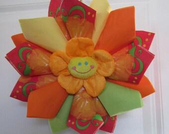 Z SM Happy Flower Wreath