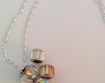 Swarovski Charm necklace