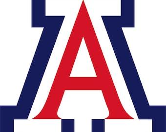 University of Arizona Wildcats Vinyl Decal