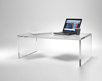 Precision Coffee Table | Premium acrylic | Made in the UK
