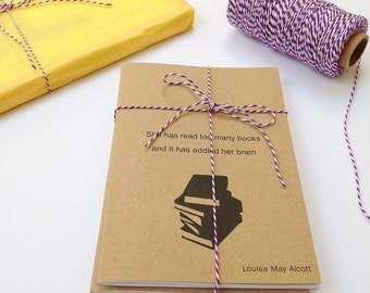 Literary Notebook Set