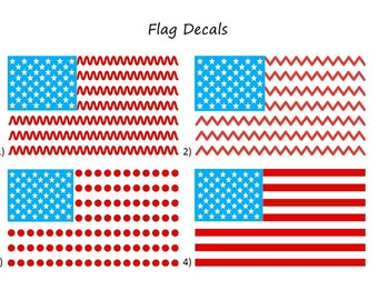 Flag Decals