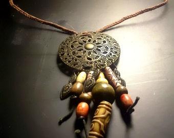 Boho Classic Braid Hemp Necklace