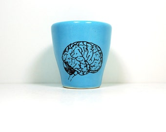 5oz tumbler brain - Made to Order / Pick Your Colour