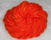 Sunset Orange Slimmer Thick n Thin Merin 45 yards 2.6 oz  Super Bulky