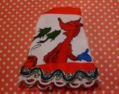 Blythe/DAL Doll Dress - Fox In Socks - CLEARANCE ITEM
