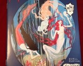 Meat Cake , Number Fourteen , Dame Darcy , Fantagraphics , Alternative , comics , comix , zines , gothic , lolita , dark fantasy
