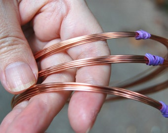 20 Gauge Copper Wire, Half Hard, 10 feet