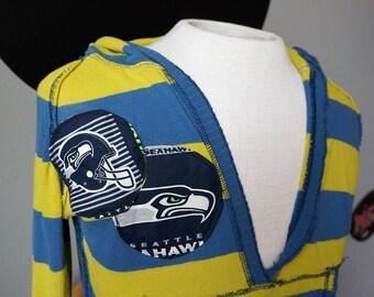 Seattle Seahawks Hoodie Large