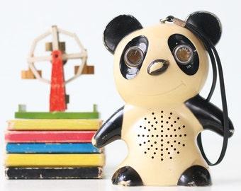 Vintage Panda Radio