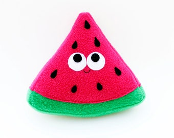 Watermelon Slice - Plush Food