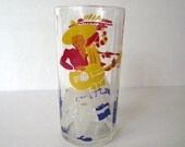 Guitar Player Drinking Glass Musician Lady with Bread Ethnic South American Mexico