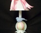 Bird Sconce -  Nursey Sconce - Children's Lighting