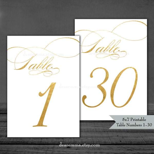 It is a photo of Shocking Free Printable Table Numbers 1 30