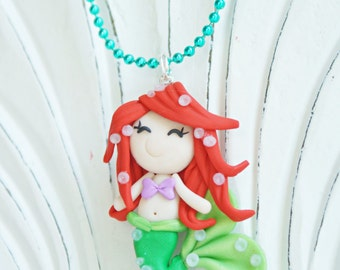The Little Mermaid Ariel Necklace