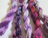 Lavender, Lilac, Purple, Unique Thread Collection, Only one available