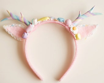 Limited Edition Pic n Mix Deer Headband
